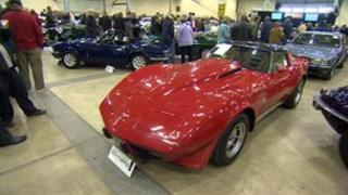 Cars for sale at the auction