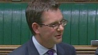 Milton Keynes South MP Iain Stewart