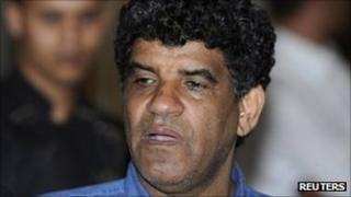 Abdullah al-Sanussi (22 June 2011)