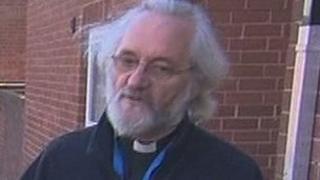 Reverend Ed Saville