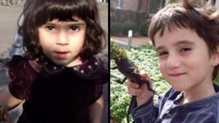 Mira and Yaanis Mellersh