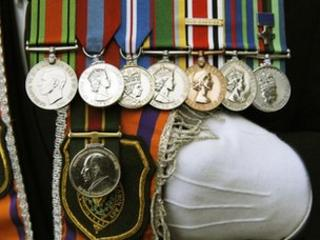 Orange Order medals