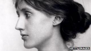 Virginia Woolf Pic: Getty
