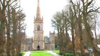 St Malachy's church