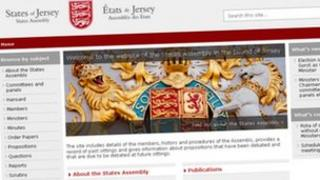 States Assembly website