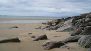 Treganhawke beach, Whitsand Bay