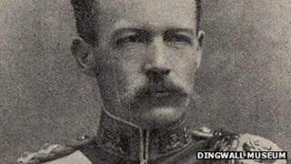 Col Warrand. Pic: Courtesy of Dingwall Museum