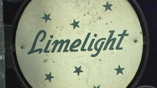 The Limelight sign