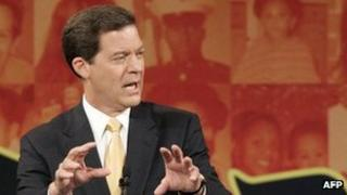 Kansas Governor Sam Brownback 27 September 2007