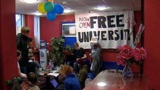 Aberdeen protest