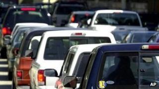 Traffic congestion (generic)