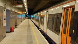 The new East London line