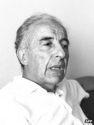 Undated file picture of Julio Castro