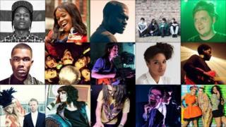 Sound of 2012 artists