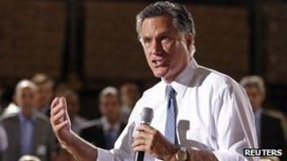 Mitt Romney 29 November 2011