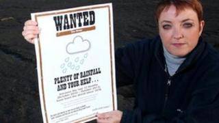 'Wanted' poster