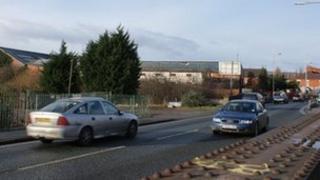Former Jacques scrap yard site, Wrexham