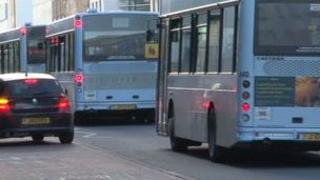 Jersey buses