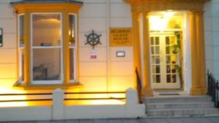 The Helmsman guest house, Aberystwyth
