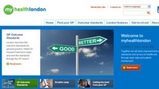 My Health Website