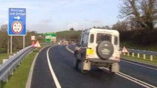 Improved stretch of the A470
