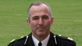 Tim Madgwick, Deputy Chief Constable, North Yorkshire Police