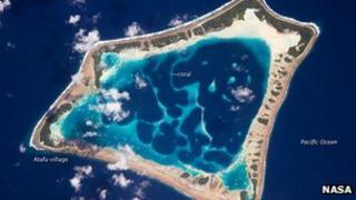Atafu atoll, Tokelau
