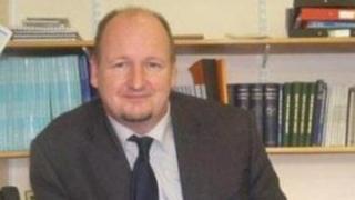 Rob Teare, new head of Manx language