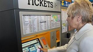 New Metro ticket machines