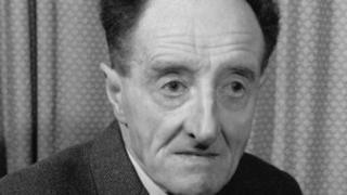 Saunders Lewis, pictured in 1963