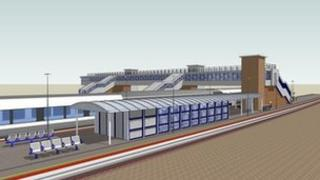 New platforms planned for Peterborough railway station