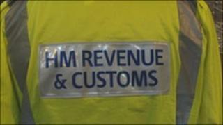 Customs officer's jacket