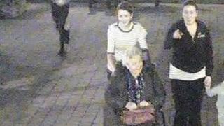 Suspected elf thieves