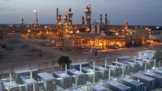 Aggreko power plant