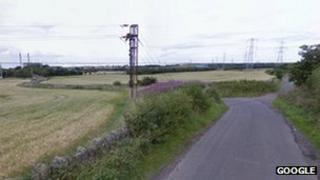 Brickworks Road, Tranent Pic: Google