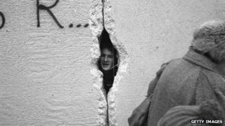 Berlin Wall 1989