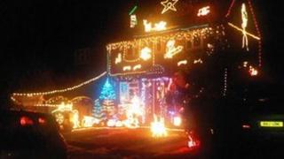 Gail Wattingham's house in Farnham