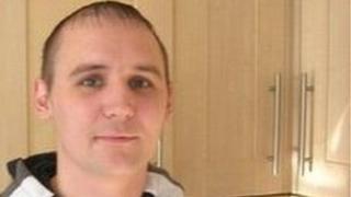 Roger Clarke, a former offender