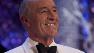 Len Goodman in Strictly Come Dancing