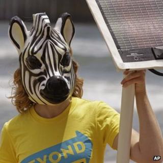 Solar demonstration