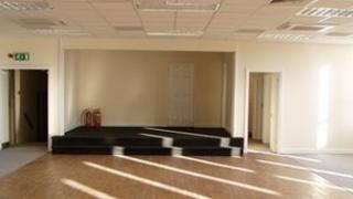 Starlite Rooms at Hereford United Football Club