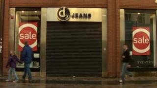 D2 Jeans store in Belfast