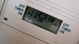 Generic central heating timer