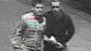 CCTV footage issued by Grampian Police