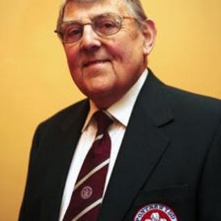 Walford Hutchings MBE