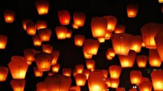 Chinese lanterns - generic