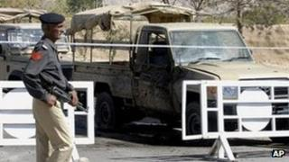 Pakistan- Iran border