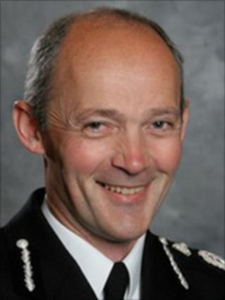 Chief Constable Richard Crompton