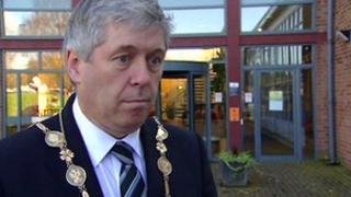 Councillor Brian Heading