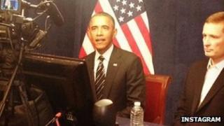 Barack Obama on Instagram
